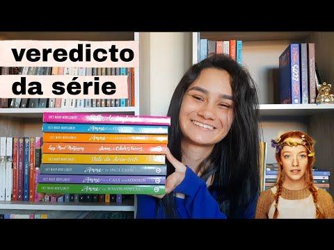 VEREDICTO DA SÉRIE ANNE DE GREEN GABLES 🧡    Amid Books