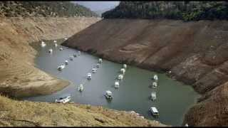 Epic Drought: California Has About 1 Year of Water Left