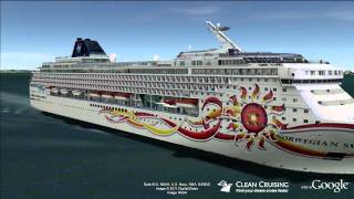 Norwegian Sun Virtual Ship Tour