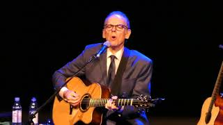 "Lyle Lovett & John Hiatt 2017-11-11 The Grand Opera House Wilmington DE ""Have a Little Faith in Me"""
