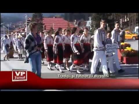 Traditii si folclor la Busteni
