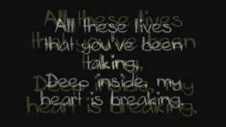 All These Lives by Daughtry lyrics