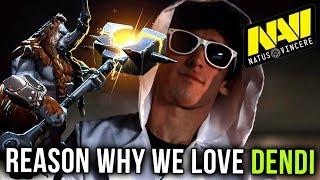 Reason Why We Love Dendi - Dota 2 Gameplay Compilation V3