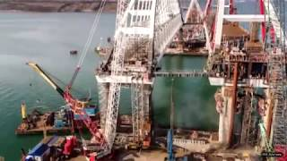Крымский мост в фотографиях 360 01 12 17