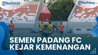 Semen Padang FC Belum Pernah Raih Kemenangan, Pelatih Ungkap Timnya akan Habis-habisan saat Laga