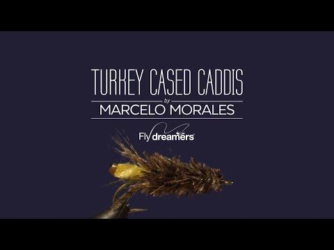 Atado: Turkey Cased Caddis