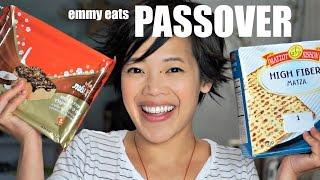 Emmy Eats Passover
