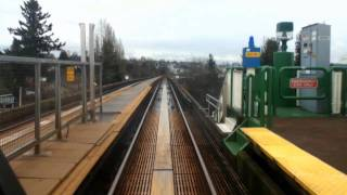 Vancouver SkyTrain - Expo Line *Time Lapse* (Waterfront To King George)