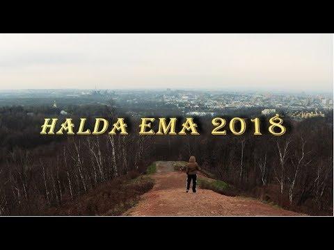 Ostrava halda Ema 2018 - Lednová procházka
