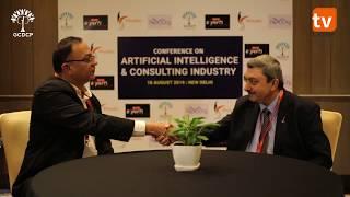Human skills with AI insight make consultants effective | Maj Gen Bali | Rodic Consultants | GCDCP