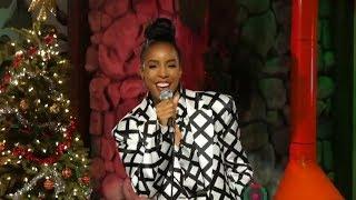 Kelly Rowland   Christmas Carol Pop Star Mashup Challenge