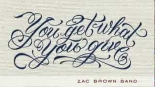 ZAC BROWN BAND (Whiskey's Gone)