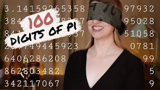 How to memorize Pi » 100 digits fast and easy   Math Hacks