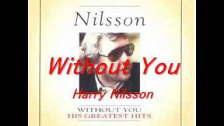 Without You ハリー・ニルソン