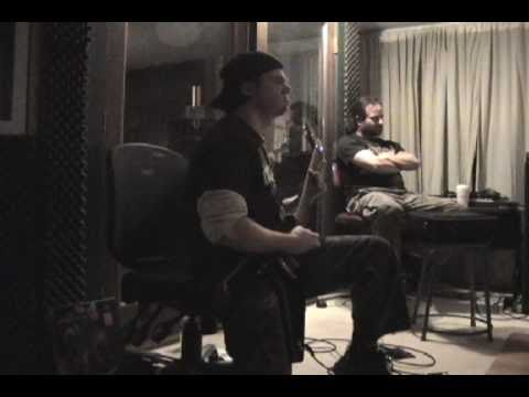 "MORTIFICA - ""Infect The Masses""  @ Pat's Studio 11/10/10"
