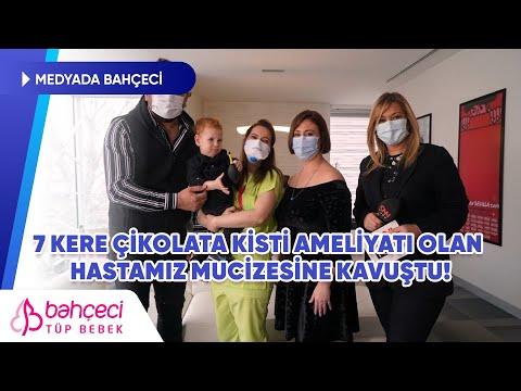 7 Kere Çikolata Kisti Ameliyatı Olan Hastamız Mucizesine Kavuştu! | CNN Türk | Baştan Sona Sağlık