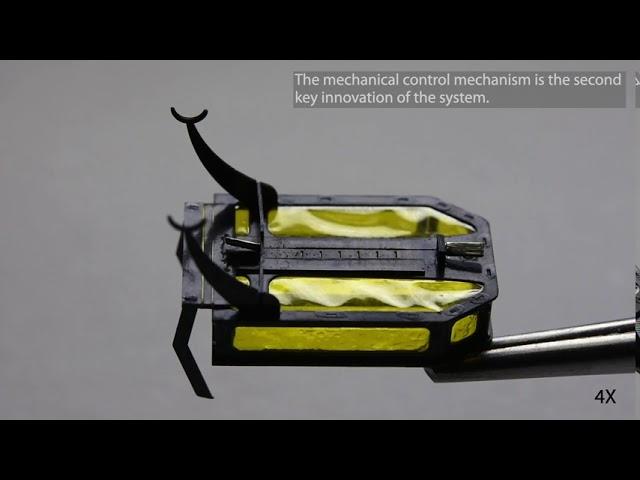 В США создали могучего робота-жука, которому для работы нужен только спирт