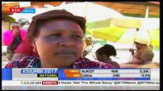 Low turn out registered in Kitui as at 26th October