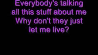 britney spears - My Prerogative lyrics.