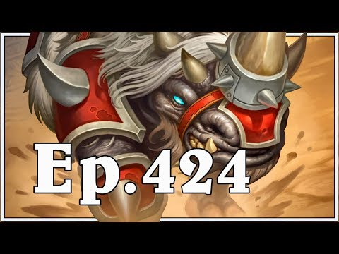 Funny And Lucky Moments - Hearthstone - Ep. 424