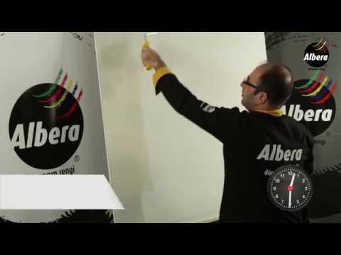 Albera Terra Silikon Esaslı İpeksi Mat İç Cephe Boyası