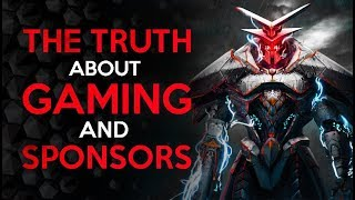 The TRUTH About Video Game Sponsorships