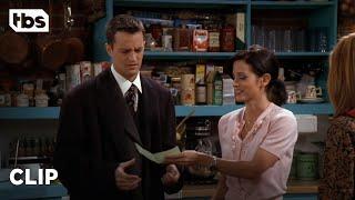 Friends: Monica's Thousand Dollar Tip (Season 3 Clip)   TBS