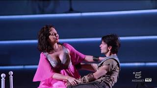 Intimissimi On Ice 2017 A Legend of Beauty - PENELOPE & ULYSSES (Stéphane Lambiel, Ana Petricevic)