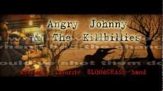 Angry Johnny and the Killbillies -  High Noon in Killville -  lyrics