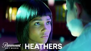 'Heather McNamara at the Roller Rink' Official Preview | Heathers | Paramount Network