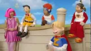 Lazy Town  Series 3   Chef Rottenfood