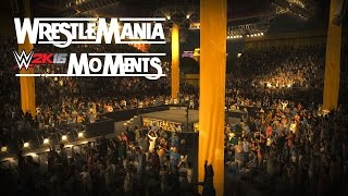 WWE 2K16 Montage: Wrestlemania Moments