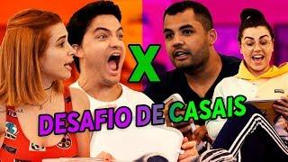 Felipe e Bruna venceram Bruno e Mirela de novo???