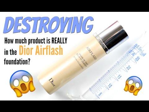 Diorskin Airflash Spray Foundation by Dior #4