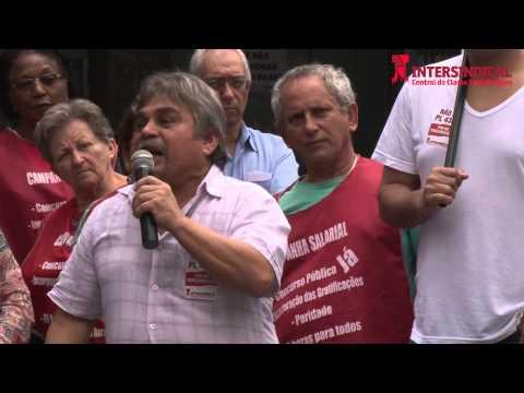 Intersindical apoia greve dos trabalhadores do INSS