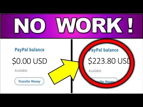 Užsidirbti pinigų be investicijų ir greito atsiėmimo