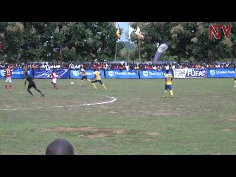 KCCA FC beats Vipers SC to claim the Uganda Cup