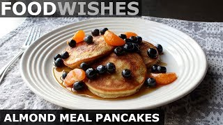 keto pancakes almond flour sour cream