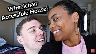 Wheelchair Accessible House Tour!