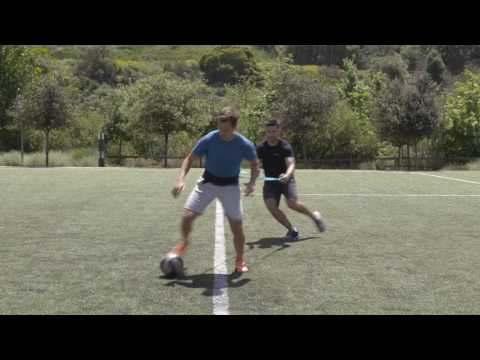 In and Out Dribbling