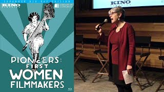 Shelley Stamp on Pioneers: First Women Filmmakers