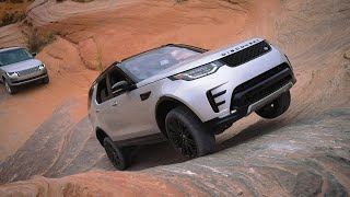 video: Think that Land Rovers are too luxurious for serious off-roading? Think again