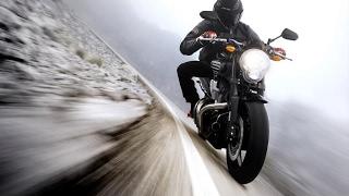 Мотоциклисты помогают незнакомцам\The motorcyclists help strangers #1