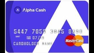 Alpha Cash. Как заработать 1 млн. рублей( 235.тыс.гривен)?