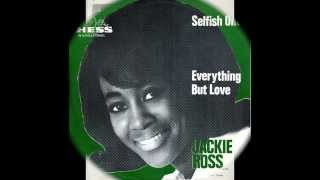 Selfish One - Jackie Ross (1964)  (HD Quality)
