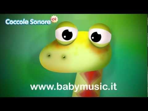 La danza del serpente - Canzoni per bambini di Coccole Sonore