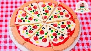 GALLETAS DE PIZZA | MIS PASTELITOS