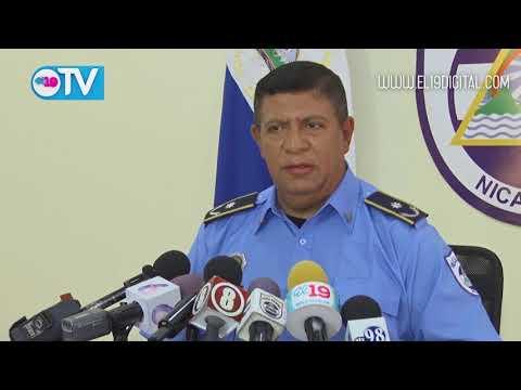 """Policía presenta Plan Especial """"Nicaragua en Paz, Armonía y Buena Voluntad"""""""