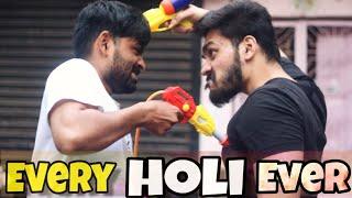 Every Holi Ever | Sarphira