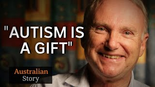 Is Asperger's syndrome the next stage of human evolution?: Tony Attwood | Australian Story